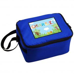 Animal Alphabet Lunch Box