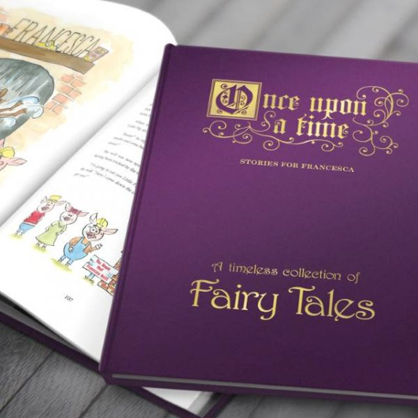 Personalised Fairytale Book