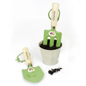 Personalised Childrens Gardening Set