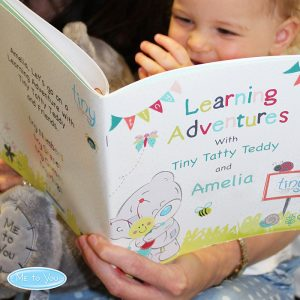 Personalised Learning Story Book