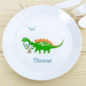 Personalised Plastic Plates