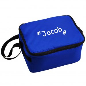 Personalised Rockets Lunch Bag
