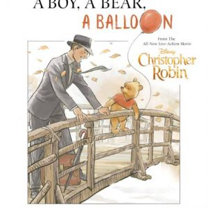 Christopher Robin Personalised Book