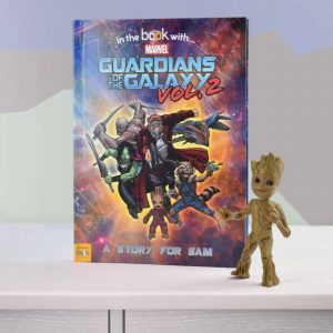 Guardians of the Galaxy 2 Personalised Book