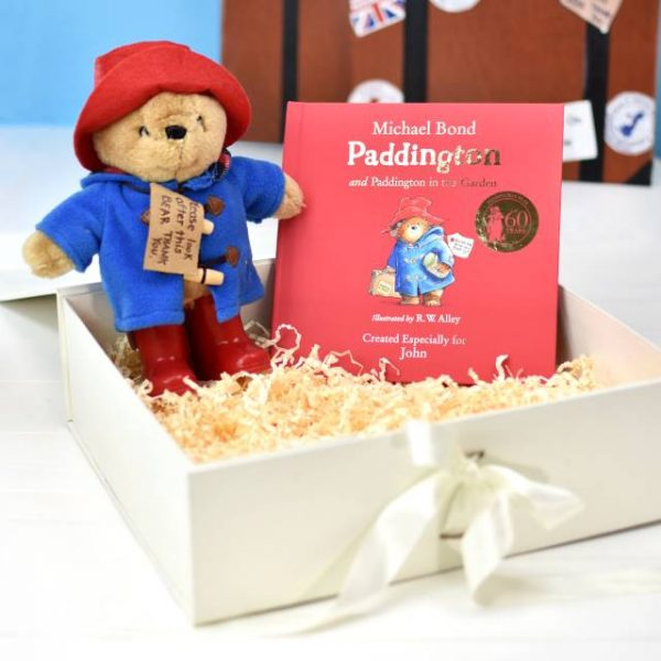 Paddington Bear Book & Gift Set
