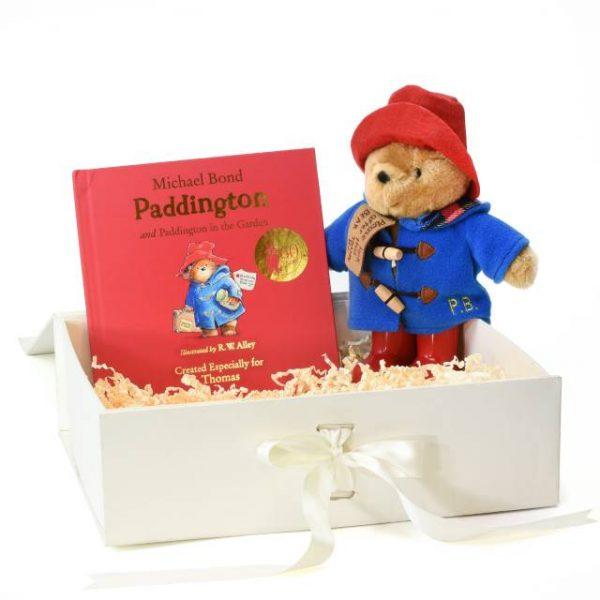 Paddington Bear Personalised Gift Set