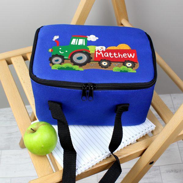 Personalised Nursery Lunch Bag