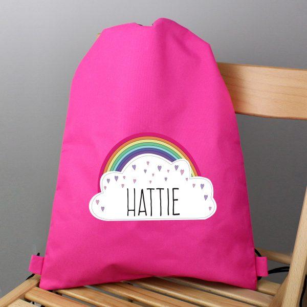 Rainbow Girls Personalised Kit Bag