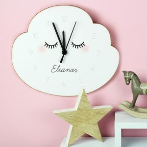 Personalised Cloud Clock