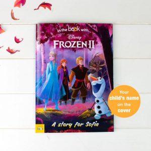 Disney Frozen 2 Personalised Book