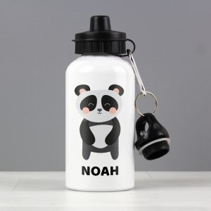 Personalised Panda Water Bottle