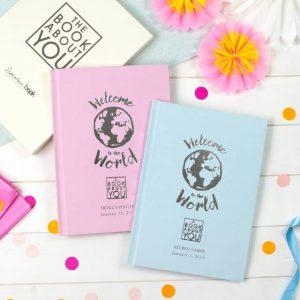 Books for New Babies & 1st Birthdays