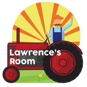 Farm Yard Door Plaque