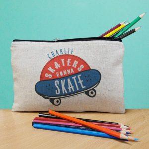 HotchPotch-Skaters Gonna Skate Pencil Case