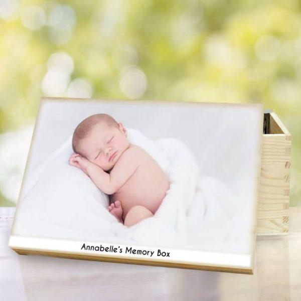 Photo Upload Memory Box