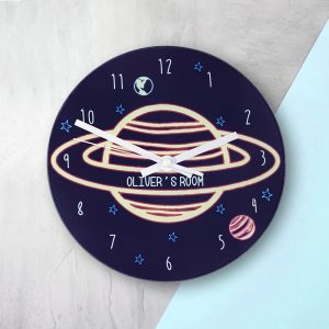 Out of this World! Clock