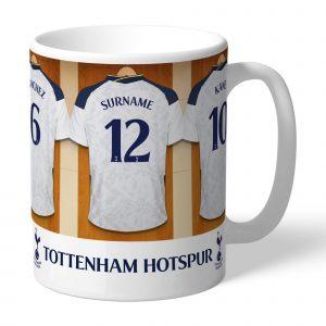 Tottenham Hotspur Dressing Room Mug