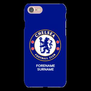 Chelsea FC Bold Crest iPhone 7 Phone Case
