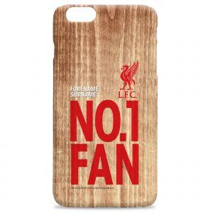 Liverpool FC No 1 Fan Hard Back Phone Case