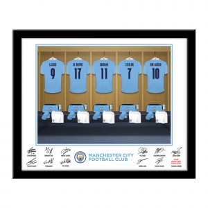 Manchester City F.C. Personalised Gifts