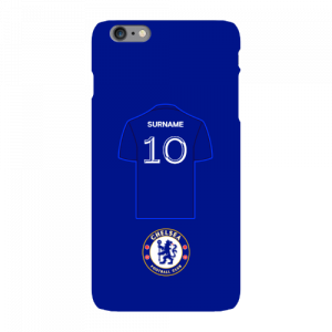 Chelsea FC Shirt iPhone 6S Plus Phone Case