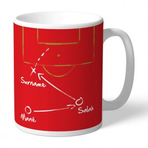 Liverpool FC Tactics Mug