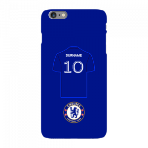 Chelsea FC Shirt iPhone 6 Plus Phone Case
