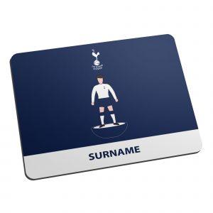 Tottenham Hotspur Player Figure Mouse Mat