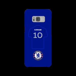 Chelsea FC Shirt Samsung Galaxy S8 Phone Case