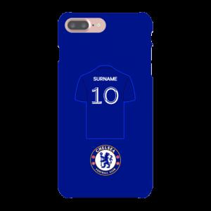 Chelsea FC Shirt iPhone 8 Plus Phone Case