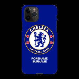 Chelsea FC Bold Crest iPhone 11 Pro Phone Case