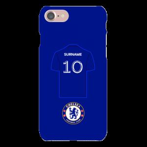 Chelsea FC Shirt iPhone 7 Phone Case