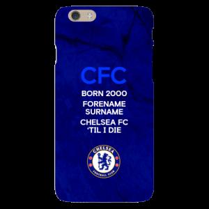 Chelsea FC 'Til I Die iPhone 6/6S Phone Case