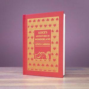 Personalised Novel - Alice In Wonderland