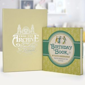 Children's Birthday Book – From the Archive