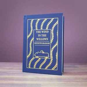 Personalised Novel - Wind in the Willows