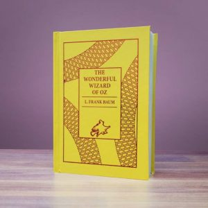 Personalised Novel - The Wizard of Oz