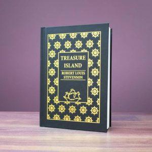 Personalised Novel - Treasure Island