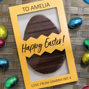 Letter Box Easter Egg