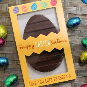 Letterbox Easter Eggs