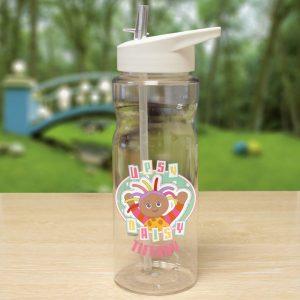Upsy Daisy Plastic Waterbottle
