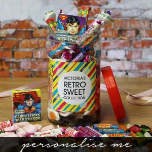 Retro Sweet Jar