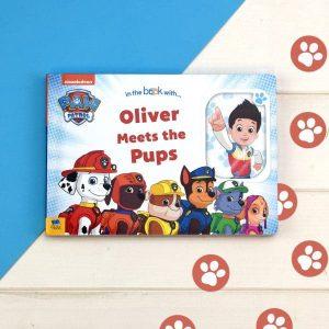 Paw Patrol Meet The Pups Board Book