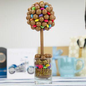 malteser & smartie sweet tree