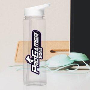 Pro Gamer Water Bottle