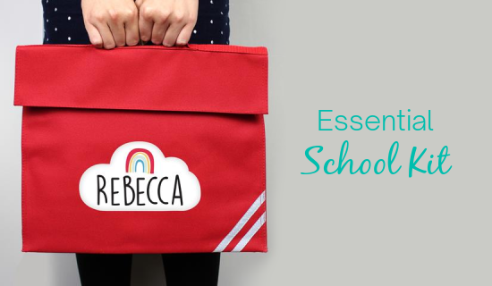 Personalised School Gifts