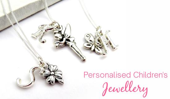 Personalised Children's Jewellery